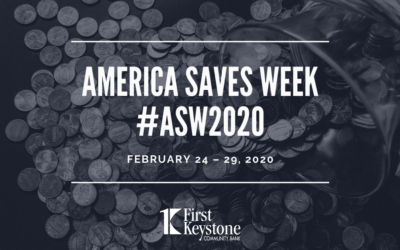 America Saves Week, February 24 – 29, 2020 #ASW2020