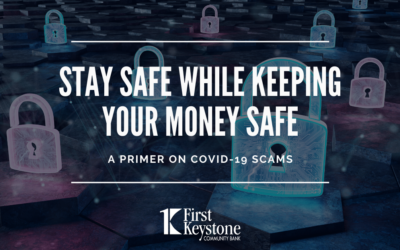 Stay Safe While Keeping Your Money Safe
