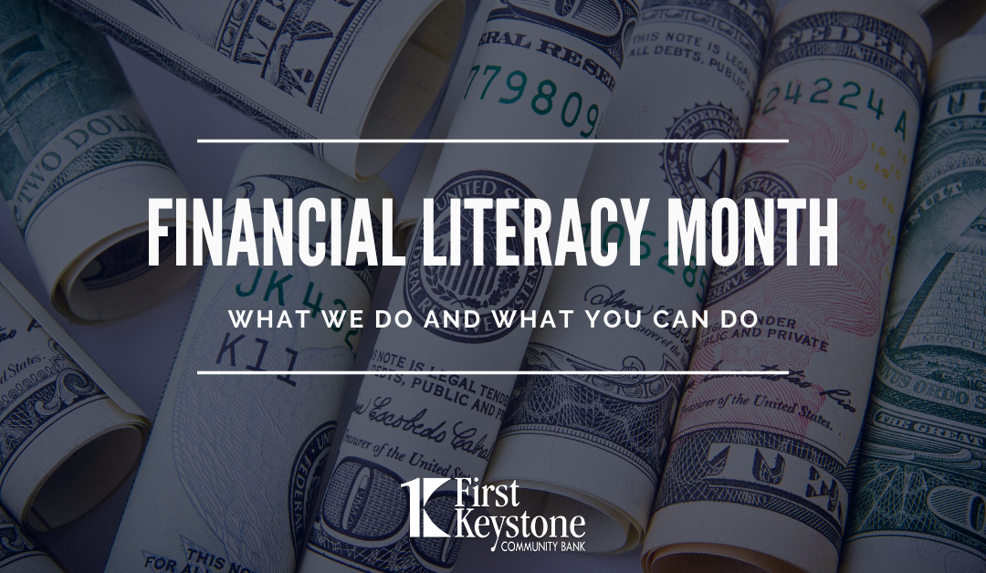 Financial Literacy Month