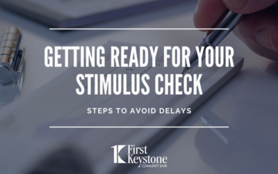 Getting Ready for Your Stimulus Check