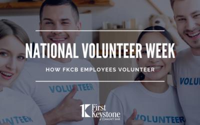 National Volunteer Week #NVW