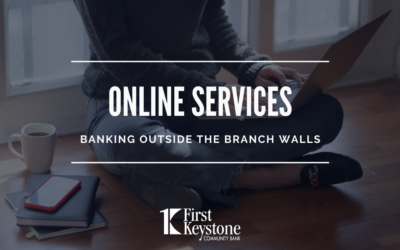 Banking Outside the Branch Walls