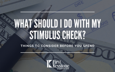 What Should I Do with My Stimulus Check?