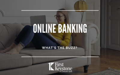 Online Banking – What's the Buzz?