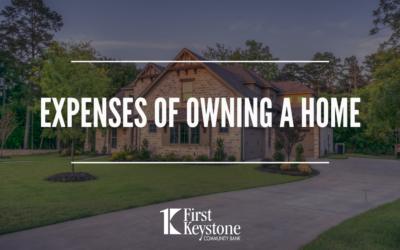 Expenses of Owning a Home